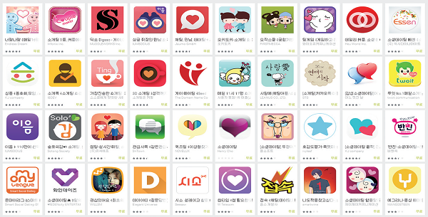 1km dating korea